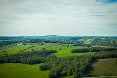 IMG_6938 (VilledeVicto) Tags: terre agriculture paysage avion champ victoriaville victo hlicoptre