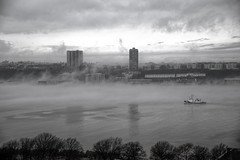 Fog IV (Joe Josephs: 2,861,655 views - thank you) Tags: newyorkcity weather fog clouds hudsonriver hudson foggyweather joejosephs nikon24120f40 nikond800e copyrightjoejosephsphotography copyrightjoejosephs2013