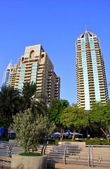 Dubai Marina (X Voyager) Tags: city travel relax evening dubai uae emirates dubaimarina