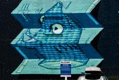 Re:START Attention (Jocey K) Tags: newzealand christchurch streetart art sign wall painting mural nz highst risefestival