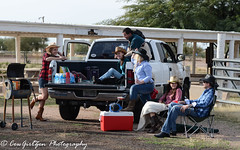 CowTail Party (Song River- CowGirlZen Photography) Tags: party summer truck fun spring cowboy picnic boots hats bbq laugh tailgate dodge cooler cowgirl goodtimes
