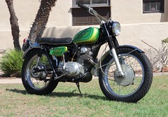 164A_2-1968-Honda-CL77 (Nicola_R) Tags: classic honda japanese motorbike motorcycle cb77 cl77