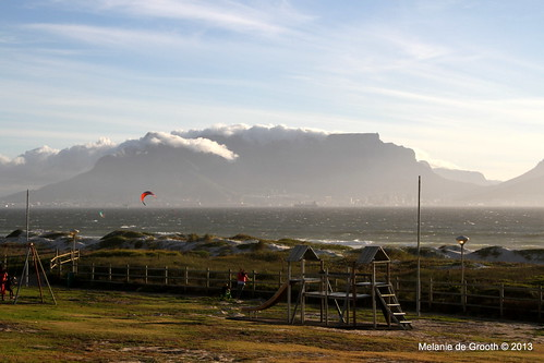 Bloubergstrand View of Table Mountain 2