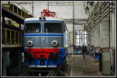 040-EC-001 (Zoly060-DA) Tags: electric museum class zagreb romania depot restoration locomotive bo 001 43 marfa kw ec cfr rade 040 3400 dej triaj konkar