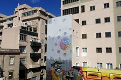 Corn79_Palermo2014 (RichardCorn) Tags: streetart urbanart palermo ibisstyle mrfijodor abstractgeometry conr79
