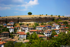 Safranbolu Miniature (Tilt-Shift) (_PhotOguz_) Tags: city landscape safranbolu tiltshift