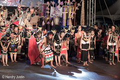 _NRY5610 (kalumbiyanarts colors) Tags: sabah cultural dayak murut murutdance kalimaran2104 murutcostume sabahnative