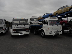 Corrigans Vehicle Rentals Dungannon County Tyrone (Jonny1312) Tags: dungannon ford lorry truck truckfestireland forddseries bedfordtl bedford fordcargo cartransporter