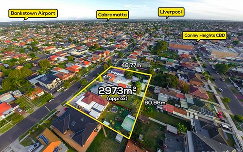 27,29,31,33 Ascot Street, Canley Heights NSW