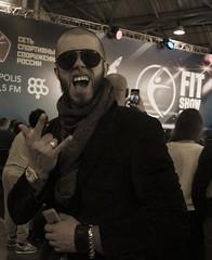 Rock-n-Rolla (SmirnovPavel) Tags: россия russia фото sence lifestyle man 7d canon show moscow photo smirnov pavel павел смирнов boxiphotoyandexru rocknrolla рокенрольщик повар