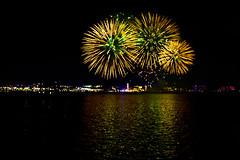 Fireworks Display Mall of Asia Manila Philippines (WOW Philippines Travel Agency) Tags: bay ferriswheel filipino holiday images mallofasia manila manilacruise philippines pictures ricksaintjohn sunset sunsetdinnercruise