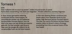 "2017-04-03 Rembrandt huis, Glenn Brown ""Rembrandt after life"" IMG 1845 (ellapronkraft.) Tags: torness 1 glennbrown 1966 british painter artist exhibition amsterdam rembrandthouse"
