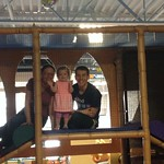 Fun at Kids Kingdom with Dayna