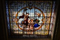 Vitraux of Tandíl (chavarriamatias) Tags: vitraux vitra colors colours angel sky tandil nikon 3200