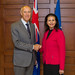WIPO Director General Meets Australia's Minister for International Development and the Pacific