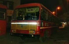 Latur - Nanded (yogeshyp) Tags: msrtc maharashtrastatetransport msrtcparivartanbus laturnandedstbus bilolidepotbus
