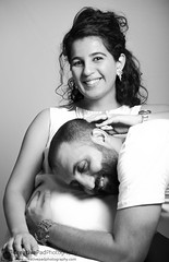 Pregnant Woman and Husband Woman Photography