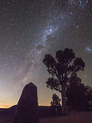 Milky Way (WombatCat) Tags: milkyway night longexposure stars light pollution