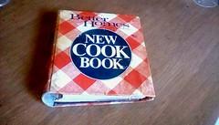 "Old faithful ""basics cookbook""! (Maenette1) Tags: betterhomesandgardens cookbook basics standby kitchen meals menominee uppermichigan flickr365"