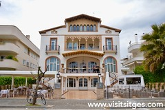 Hotel Casa  Vilella Sitges (Sitges - Visit Sitges) Tags: hotel casa vilella sitges visitsitges boutique luxury restaurant bar