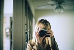 the space where i live, but not for long! (nerve jamming) Tags: nikon vintagecamera film 35mm kodakultracolor 400iso fujifilm density focus grain shadow mood light sunlight analog manual