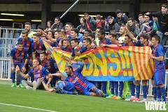 DSC_0850 (Noelia Déniz) Tags: barça filial barcelona fcb masía prat culé azulgrana mini campeones blaugrana segundadivisiónb