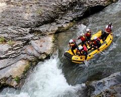 Canyon Rafting sul Fiume Lao