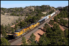 UP 2547 (golden_state_rails) Tags: up union pacific overland route laramie subdivision sherman hill wy wyoming