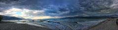 Itea (Kyriakos11) Tags: delphi itea ιτέα ελλασ ελλαδα beach sky clouds hellas grece griechenland greece