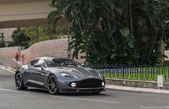 Aston Martin Vanquish Zagato (Sebastien Cosse) Tags: aston martin vanquish zagato monaco 2017