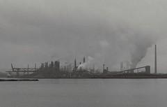 Water source (dmacfoto) Tags: film 35mm expiredfilm analog fujica takumar m42 hamilton industrial filmphotography