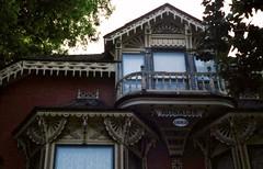 Eureka Springs Victorian (Stabbur's Master) Tags: victorianarchitecture victorianhouse eurekasprings arkansas rosalie eurekaspringsrosalie eurekaspringsvictorian rosalievictorianhouse