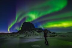 Solar Explosion (fran.llano) Tags: aurora noche northern lights iceland islandia fotoearth travel amazing trip incredible