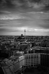 City of Berlin (Geoffroy Hauwen) Tags: canon photography city german allemagne 28mm bw europe view