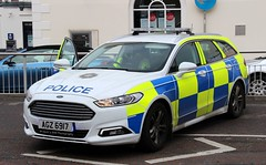 Police Service Northern Ireland / AGZ 6917 / Ford Mondeo Estate / Incident Response Vehicle (Nick 999) Tags: police service northern ireland psni irv blue lights sirens emergency ford mondeo estate incident response vehicle policeservicenorthernireland fordmondeoestate incidentresponsevehicle