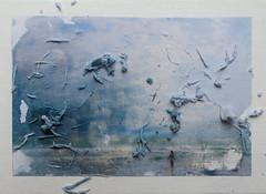 96  365 (trois petits oiseaux) Tags: 365 art mixedmedia phototransfer