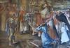 Fête traditionnelle : le boeuf de Saint Zopito (musée des ATP, Rome)