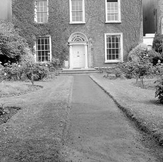 Georgian house, Dublin