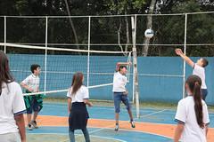 CEM Giovania de Almeida 26 04 17 Foto Celso Peixoto (10) (Copy) (prefbc) Tags: cem giovania almeida escola educação atividade escolar esporte volei