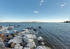 Kaivopuisto, Helsinki, March 23rd 2017. #kaivopuisto #visithelsinki #helsinki #vikinglinesuomi #visitfinland #gopro #hero5 #goprohero5 #meri #sea #landscape #seascape #jää #ice #jäässä #jäätynyt #frozen #sunrise #auringonnousu #harakka (Sampsa Kettunen) Tags: kaivopuisto landscape jäässä ice jäätynyt helsinki harakka jää auringonnousu hero5 meri sea gopro vikinglinesuomi frozen visitfinland visithelsinki seascape sunrise goprohero5
