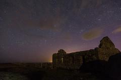 Ruins Night Sky (Daniel Smedsvik) Tags: lista fyr lighthouse ruins night sky outdoor norway