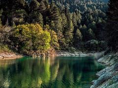 Tsivlos lake, Peloponnese (Giovanni C.) Tags: cf088113 mamiya mediumformat mf nohdr 645 p45 mediumformatdigital afd zdback digitalback digital 6x45 mamiya645 645af 645afd gcap giovannic