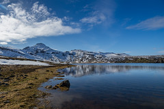One of those days, Selvallavatn - Iceland (Kadu Flyer) Tags: selvallavatn iceland snæfellsnes lake mountain landscape snow water ice