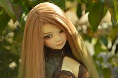 006 (ladycassiel) Tags: unoa bully bjd alpaga alpaca wig