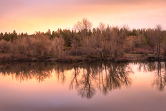 Jackson Lake sunset (maryannenelson) Tags: colorado mancos jacksonlake sunset colors dusk landscape nonurban colorful
