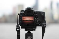 ([ raymond ]) Tags: camera manhattan nyc screen skyline tripod img68212