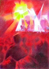 The Shins (live@Paradiso) 20-04-17 (for sale) (corne.akkers) Tags: arte art arta artista artiste artist seni sanat kunst فن 艺术 कला corne akkers corneakkers shins theshins clairobscur creative inspiration dutch finearts graphite iloveart impressionism nederland drawing pencildrawing pencil potlood bleistift crayon netherlands realism interior cubiste kubisme искусство cubismo cubistic kubistisch kubist roundism rondisme アート الرسم кубизм مذهب 立體主義 キュビズム արվեստ művészet colourful concert music paradiso