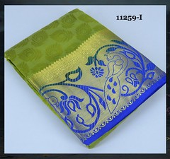 IMG_4906 (Zodiac Online Shopping) Tags: saree peacock tradition zodiaconlineshopping rawsilk clothing celebration occasion wedding cotton elegant formal casual comfortable festival function party ladieswear