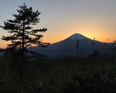 Ashigara Pass Sunset (vincentvds2) Tags: mtfuji sunset ashigara ashigarapass fuji fujisan mountfuji