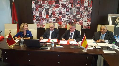 Acuerdo Univ. Internacional de Rabat